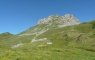 Vers le col d'Iseye