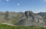 Pic Castérau depuis le Pic Paradis