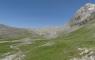Col de la Catuarta depuis le plat de San Fertus