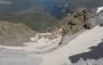 Vue sur le glacier du Taillon