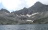 Pic d'Ariel et lac d'Arrémoulit