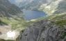 Lac d'Artouste depuis le passage d'Orteig