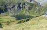 Lac et refuge d'Espingo