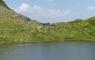 Lac de Bassias et son abris