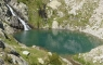Déversoir du lac de Chabarrou