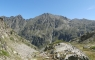 Vue depuis le lac de Chabarrou