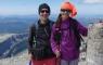 Au sommet du Mont Perdu en 05H15