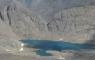 Lac Glacé et brèche de Tuquerouye