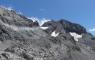 Le Mont Perdu depuis l'étang glacé