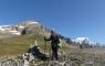 En route pour la Montagne des Glaciers