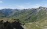 Descente vers la Vallée des Glaciers