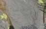 Signature de berger - COURTIE Jean de la commune d\'Assouste a fait se sonnet lany 1858