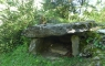Dolmen sur le chemin  de Saint-Jacques-de-Compostelle