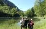 Enfin le lac de l'Ours