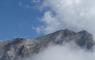 Le Pic de Ger dans les nuages