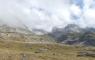 Les nuages envahissent la vallée