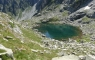 Lacs de Bassia: le lac Blanc